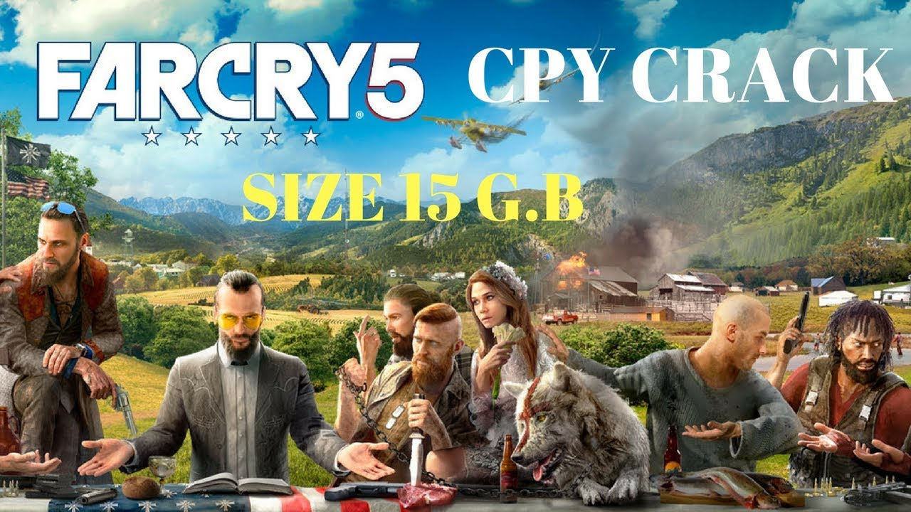 far cry 5 cpy crack torrent