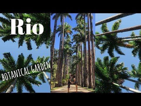 Rio Vlog: Jardim Botanico, Copacabana Palace Hotel, Cipriani!