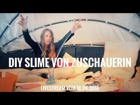 DIY Slime von Zuschauerin   Die Emmy