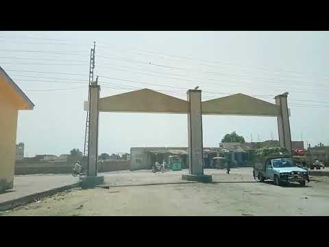 A Visit To Interior Sindh (beautiful sceneries of Tandoadam)