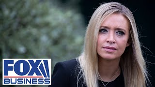McEnany provides updates on White House response to violent protests