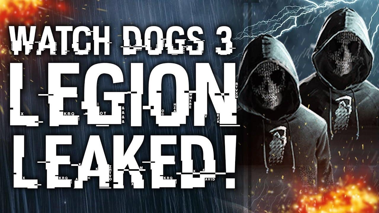 Watch Dogs 3: Legion Leaked! Controle QUALQUER NPC em Londres futurista! Novas informações de gameplay! + vídeo