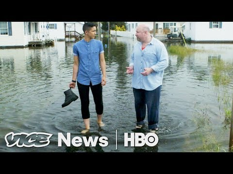 VICE News Tonight: This Virginia Island Is Literally Sinking Into The Sea