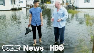 This Virginia Island Is Literally Sinking Into The Sea (HBO)