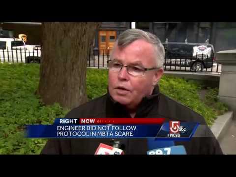 MBTA: Orange Line engineer made one mistake in train scare