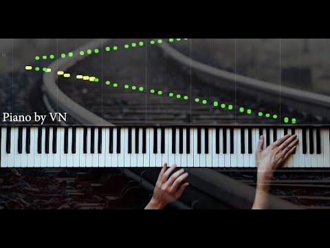 Şəfa - Sevgi Qatarı ( Aşk Treni )- Piano by VN