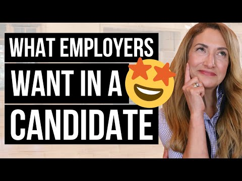 What Employers Are Really Looking For In Job Candidates