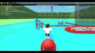 ROBIN PLAYS | ROBLOX | WIPE OUT OBBY