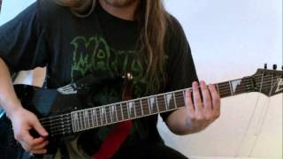 Dragula Guitar Lesson (Rob Zombie)