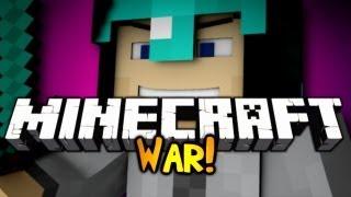 Minecraft: Mini Game: War!