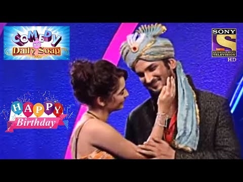 Sushant And Ankita's Speed Wedding | Celebrity Birthday Special | Sushant Singh Rajput