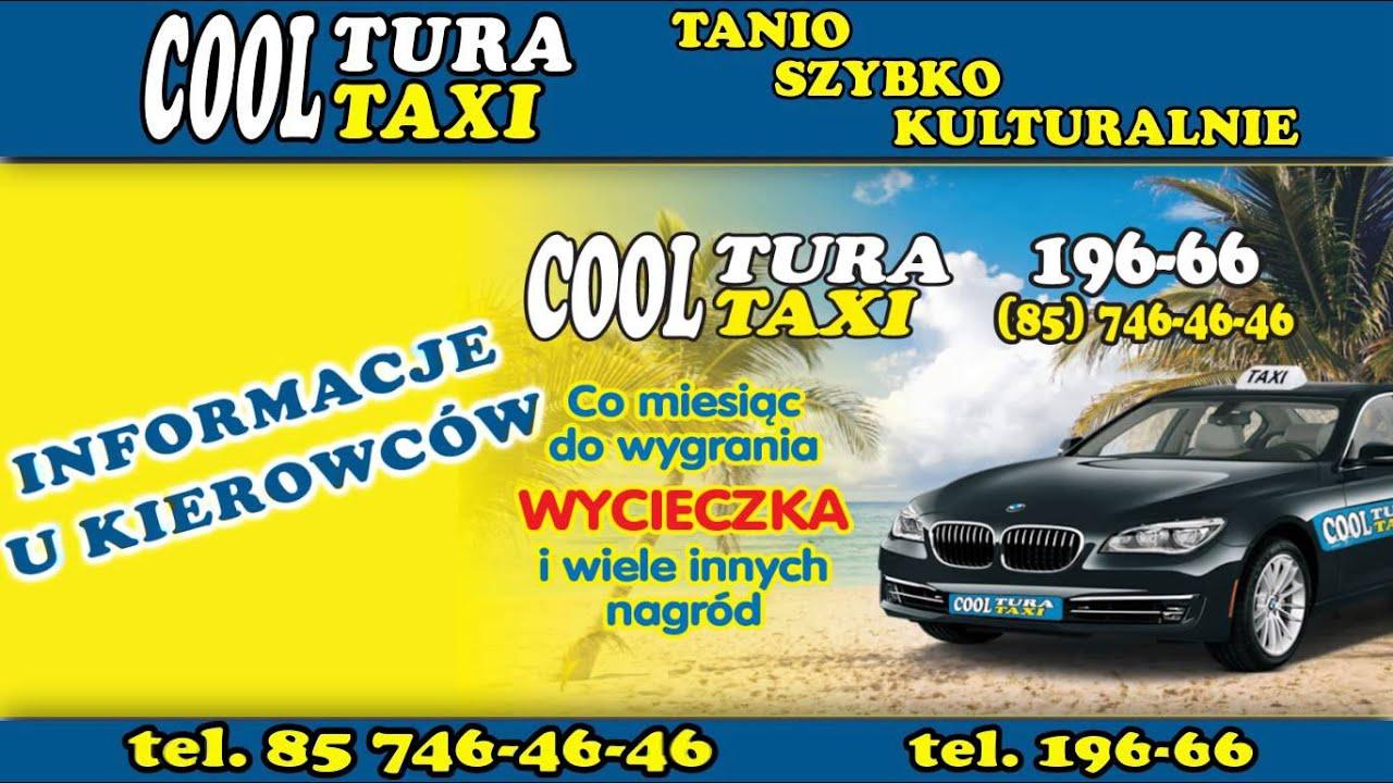 taxi białystok
