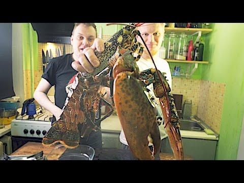 Lobsters! Catching, cleaning, cooking! Amazing!!!!из YouTube · С высокой четкостью · Длительность: 28 мин46 с  · Просмотры: более 1079000 · отправлено: 05.08.2014 · кем отправлено: deermeatfordinner