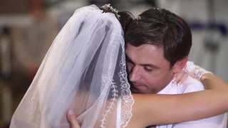 Свадебный танец отца и дочери. Очень трогательная песня.