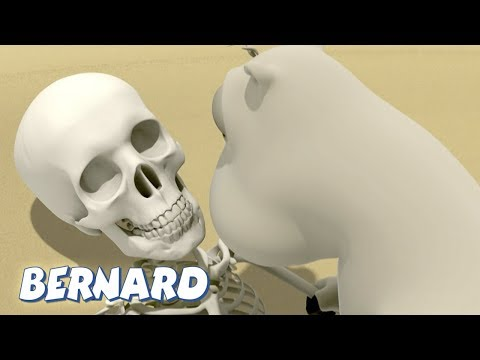 Bernard Bear | The Prisoner AND MORE | 30 min Compilation | Cartoons for Children