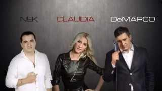 Nek, Claudia si DeMarco - Cand sufar