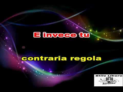 KARAOKE TI SAPRO' ASPETTARE CON CORI - BIAGIO ANTONACCI (Demo)
