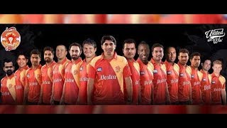 Pakistan super league 2018 Islamabad United expected squad-Islamabad United Retains player for PSL