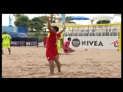 Alfa Lebanese Beach Soccer Championship 2016 - Upcoming Game - 10/8/2016