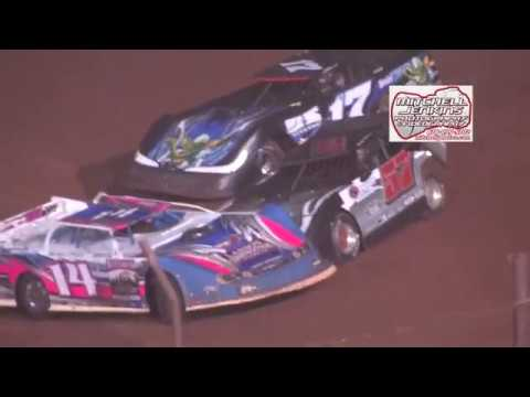 Dixie Speedway Super Bomber Feature 04/08/2017