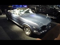 FORD MUSTANG GT COUPE AND CABRIOLET V8 289 CUI !! MODEL A !! WALKAROUND !! 1964-1966 !!