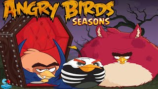 Angry Birds Seasons LATEST EPISODE Invasion of the Egg Snatchers