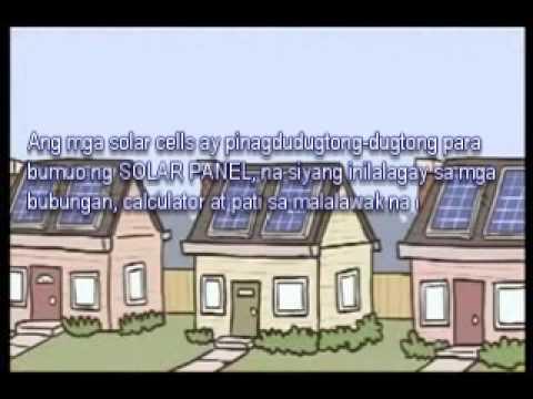 Solar Energy 101 (Tagalog)
