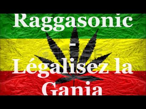 Raggasonic - Légalisez La Ganja (paroles)