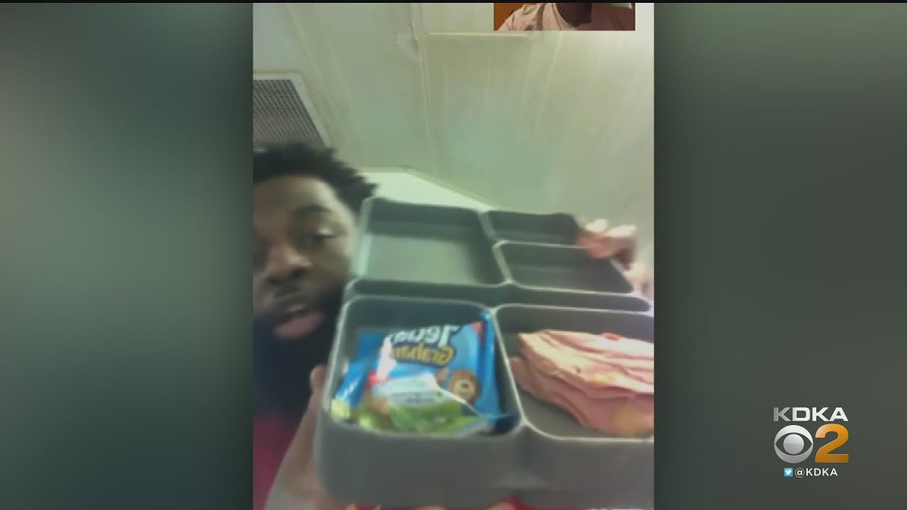 Video From County Jail Sparks Concern Over Food Service
