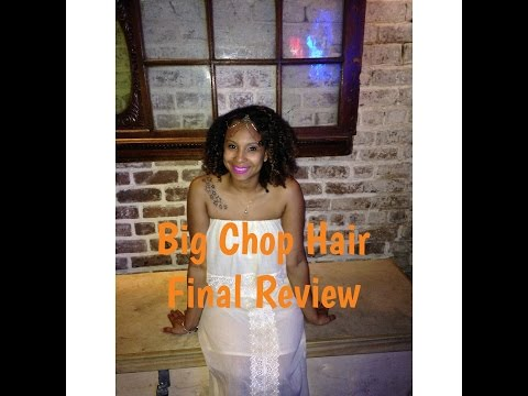 Big Chop Hair Extensions|Final Review