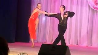 Танец педагога моей дочери