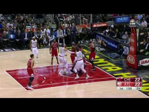 Mike Muscala 2016-2017 NBA Atlanta Hawks Highlights