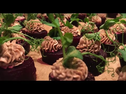 Dreaming in Chocolate at The James Beard House in Manhattan