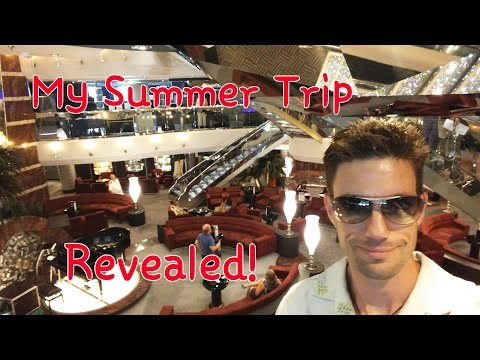 Summer European Trip Revealed!