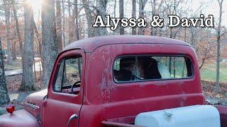 Alyssa & David Wedding Highlights (12-5-20)