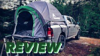 Napier Backroadz Truck Tęnt Review