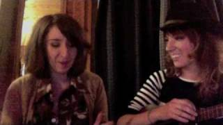 Folsom Prison Blues on ukulele (Johnny Cash) cover by Rosa and Ciara