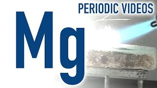 Magnesium - Periodic Table of Videos