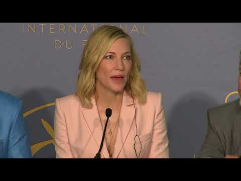 MeToo will not sway Cannes film contest, says Cate Blanchett