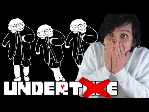 EL BAILE DE SANS!!   FINAL GENOCIDA UNDERPANTS