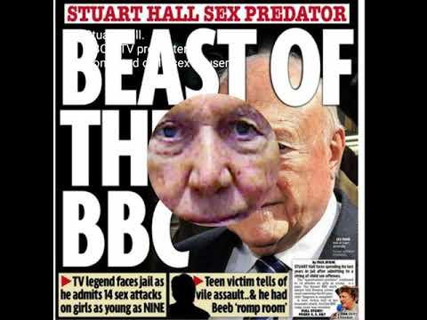 TV Presenter Stuart Hall - Child sex abuser