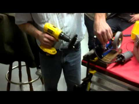 Home made internal combustion engine