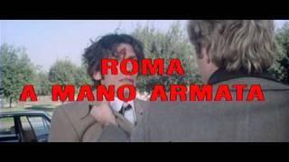 Roma a Mano Armata - TRAILER - Umberto Lenzi