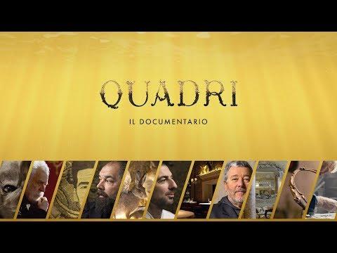 QUADRI: il documentario