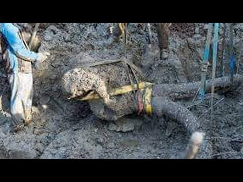 A Farmer Spotted Something In The Dirt  So He Dug  What He Found WOW