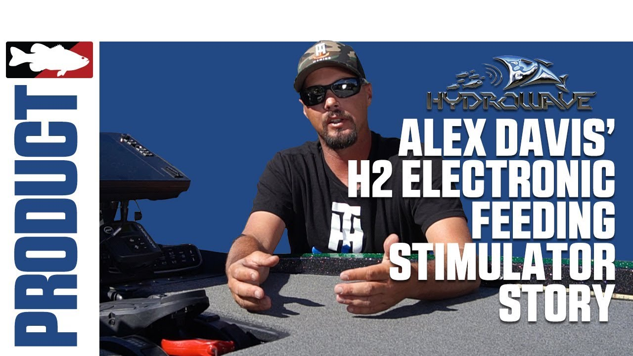 Alex Davis Hydrowave H2 Electronic Feeding Stimulator Testimonial #1