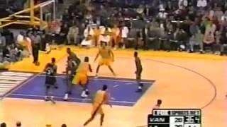 2001: Kobe triple-double, Shaq buzzer-beater