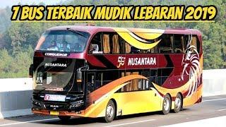[13.11 MB] 7 Bus Terbaik Mudik Lebaran 2019
