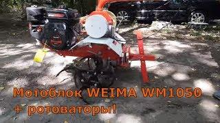 Baixar 🔥Возможно ли установить ротоваторы на WEIMA WM1050 (Deluxe)❓ Умеем, если попросят подписчики🙏