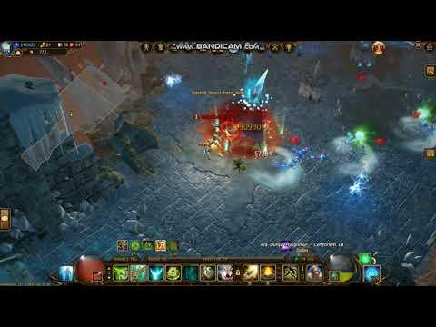 Drakensang Online Quicksilver  Sİgris Infernal 3 SoLo
